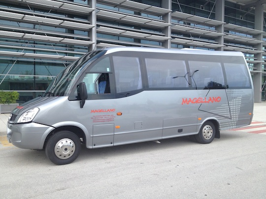 IVECO WING 24 seats